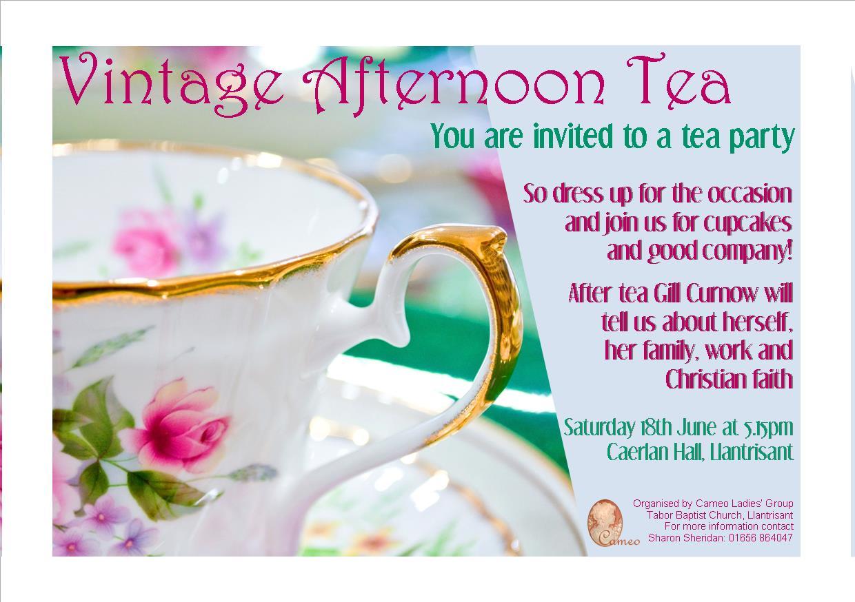 Vintage Tea invite 2